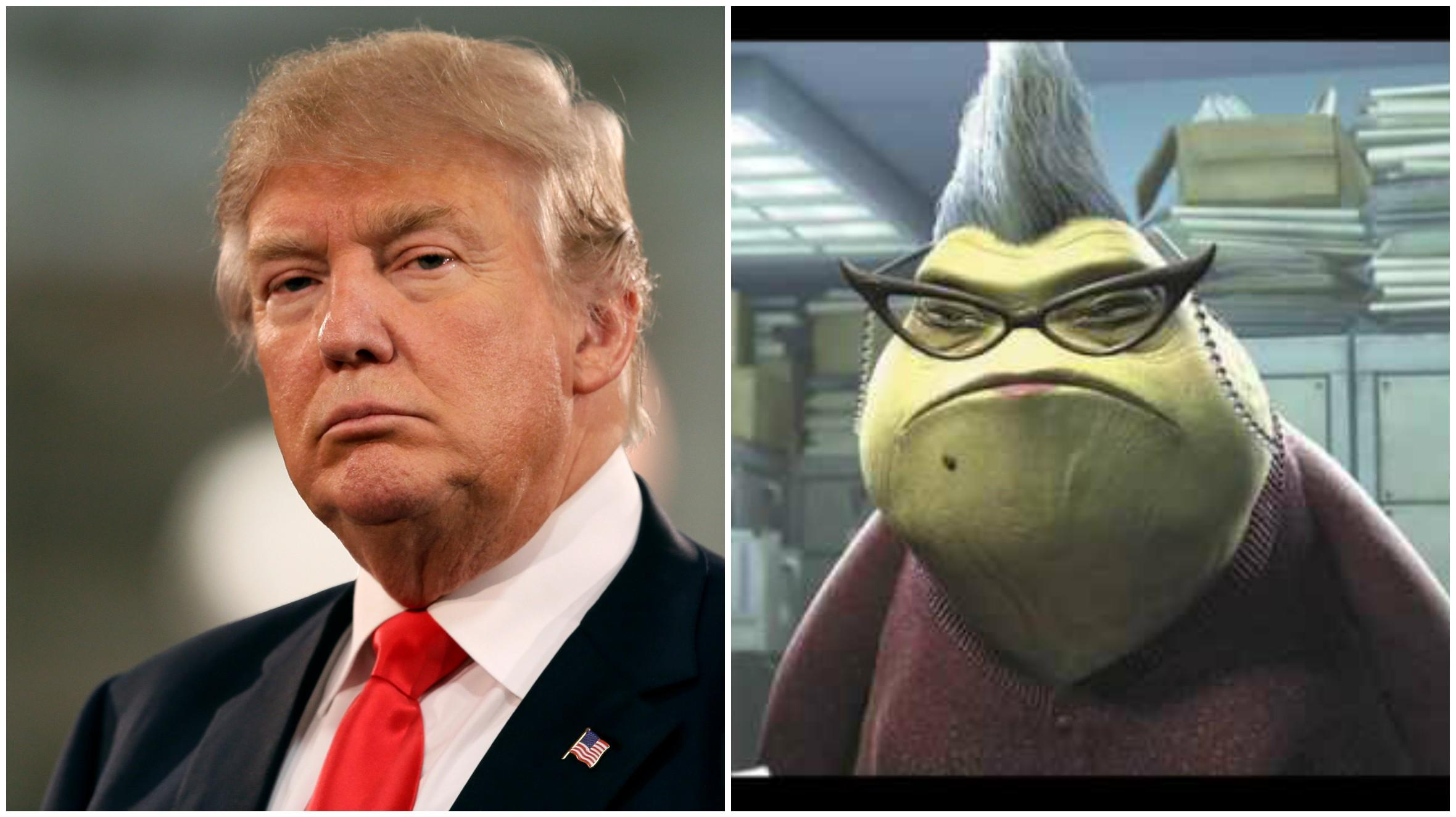Presidential Candidates Totally Look Like Disney Characters The Blackman Voice