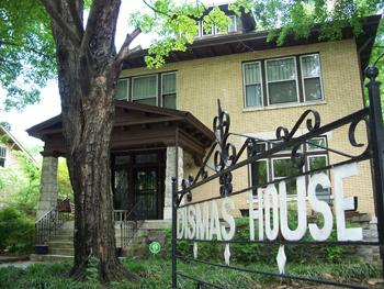 The Nashville Dismas House, located on 16th Avenue South.