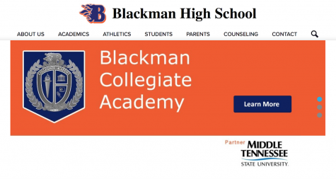 BHS Launches New Website