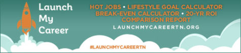 Through the Blaze: Launch My Career TN!