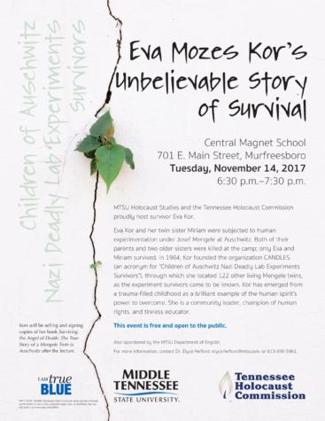 Eva Mozes Kor's Unbelievable Story of Survival