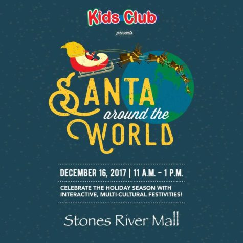 Take A Trip Around The World With Santa