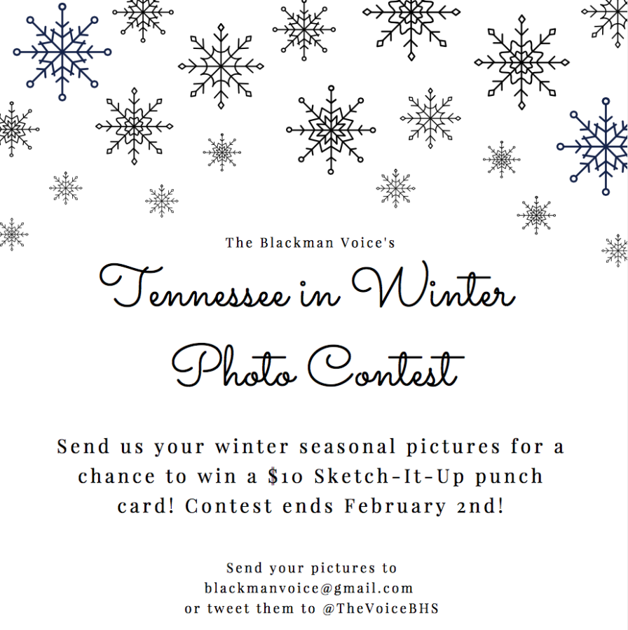 Winter In Tennessee Photo Contest!