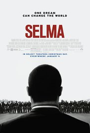 Selma (2014) is about the Civil Rights Movement in Alabama, when Dr. Martin Luther King Jr. (David Oyelowo) and many others marched from Selma to Montgomery Alabama, in order to get the attention of President Lyndon B. Johnson, who ended up signing the Voting Rights Act of 1965.  The movie won many awards, including the NAACP Image Award for Outstanding Motion Picture, NAACP Image Award for Outstanding Actor in a Motion Picture, BET Award for Best Movie, and Academy award for Best Picture. Picture Credit: http://www.imdb.com/title/tt1020072/mediaviewer/rm2542864640