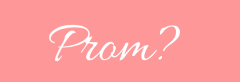 Enter our Promposal contest for great prizes! Deadline is March 21st at midnight.
