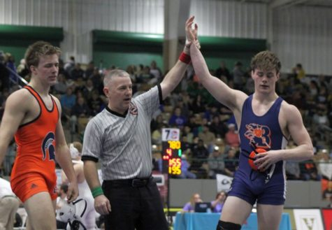 Blackman Wrestling at State