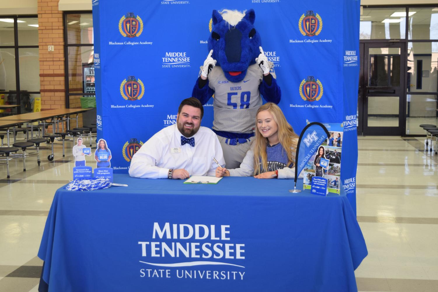 Haley+Perkins+will+attend++Middle+Tennessee+State+University+in+the+fall.
