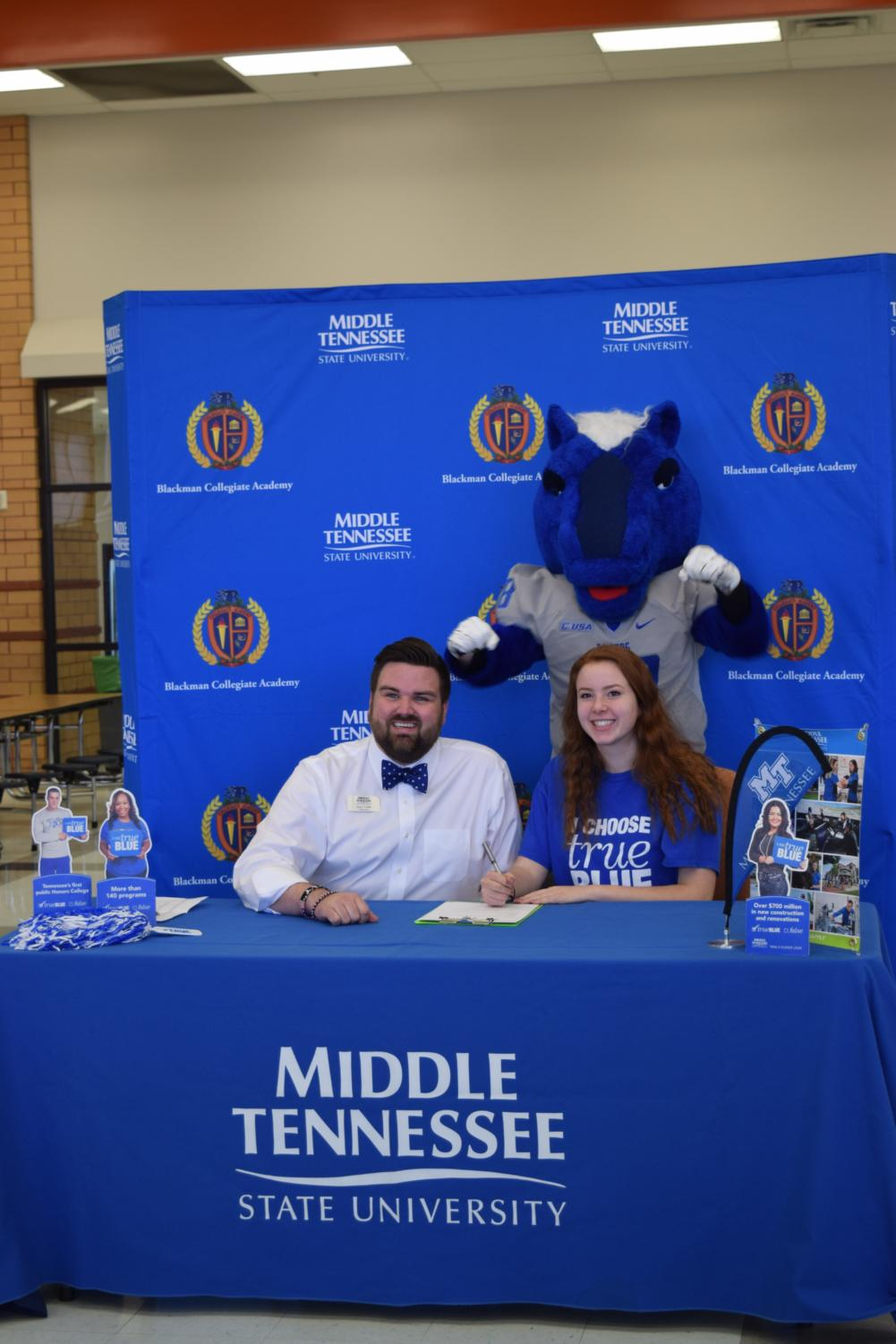 Danielle+Annunziato+will+attend+Middle+Tennessee+State+University+in+the+fall.