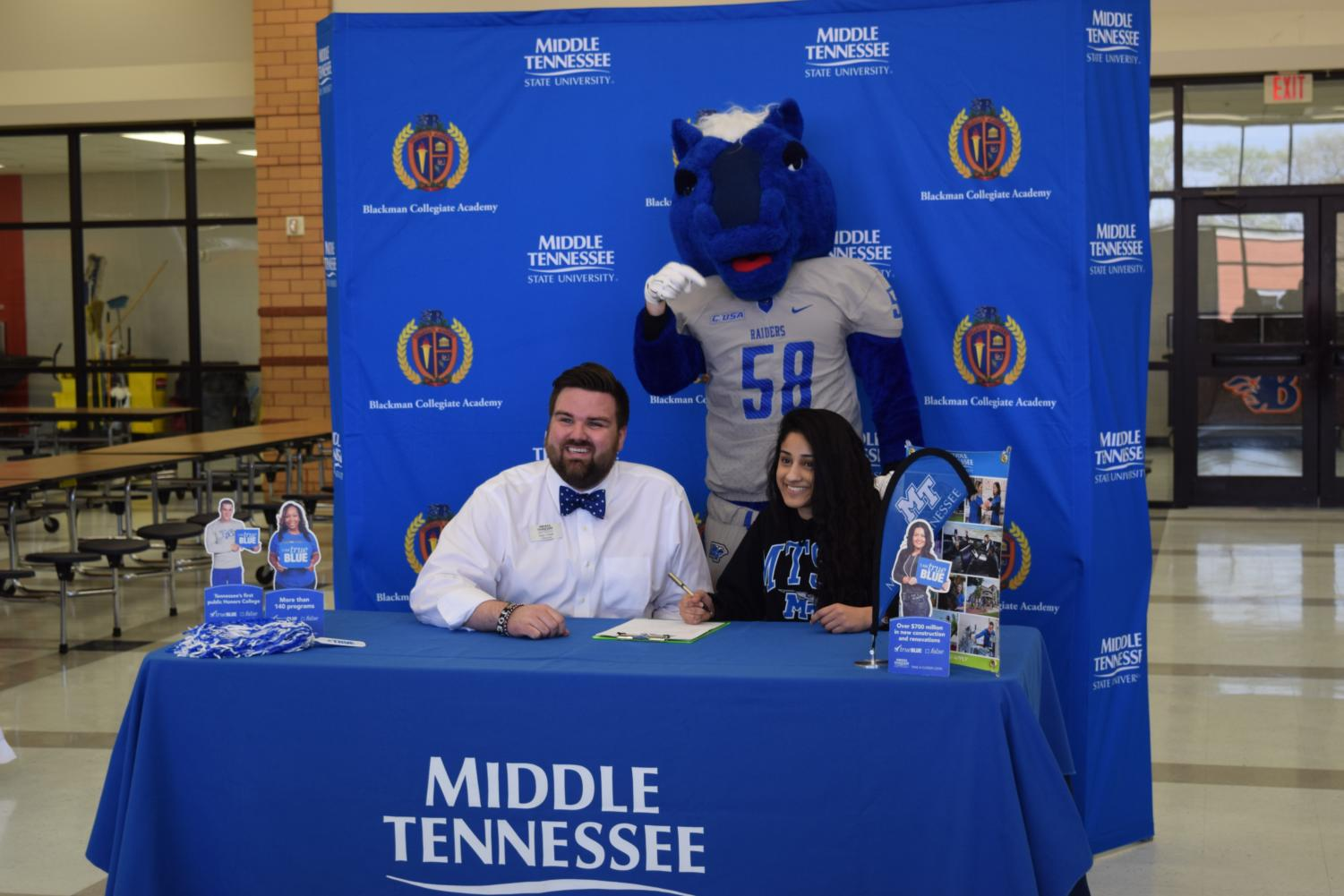 Rija+Asim+will+attend++Middle+Tennessee+State+University+in+the+fall.