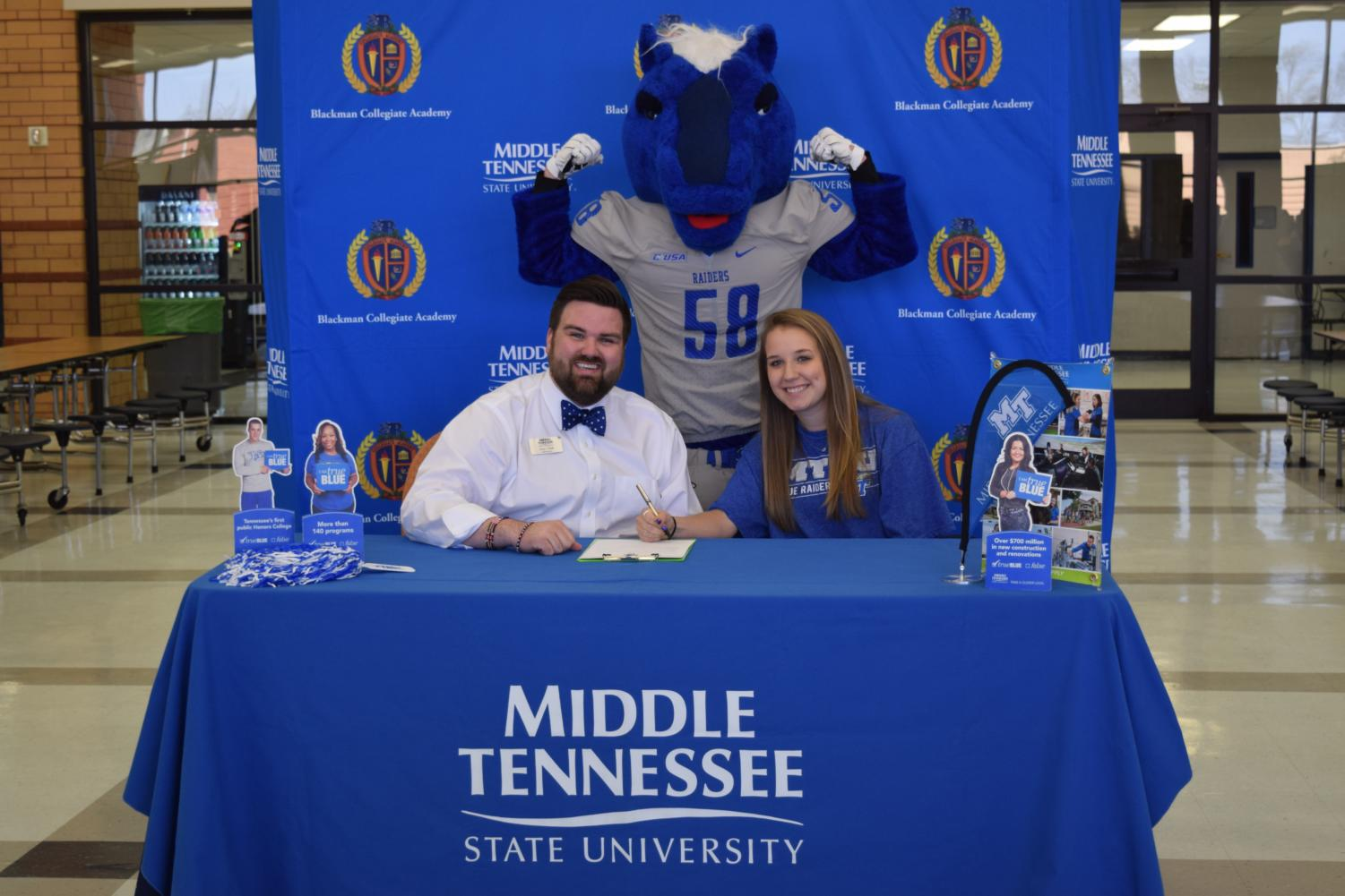 Carly+Bowen+will+attend+Middle+Tennessee+State+University+in+the+fall.