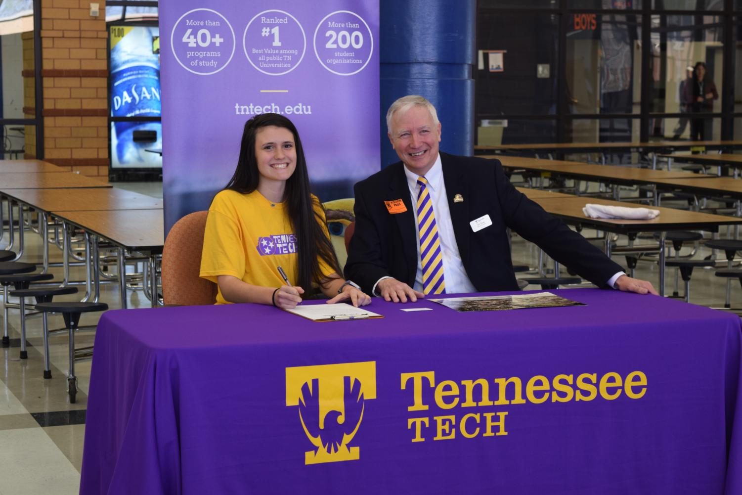 Emily+Glass+will+attend+Tennessee+Tech+University+in+the+fall.