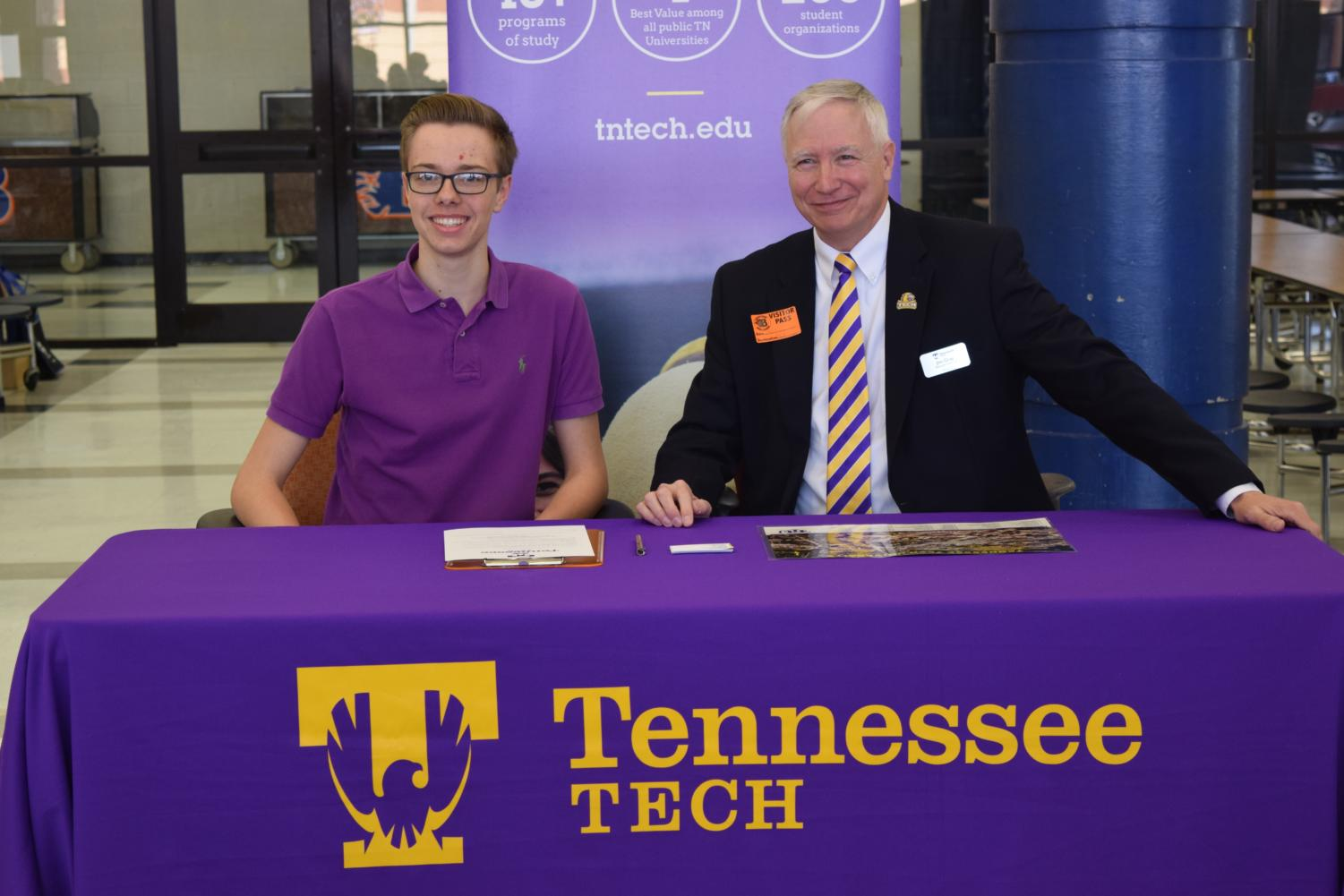 Ryan+Heath+will+attend+Tennessee+Tech+University+in+the+fall.
