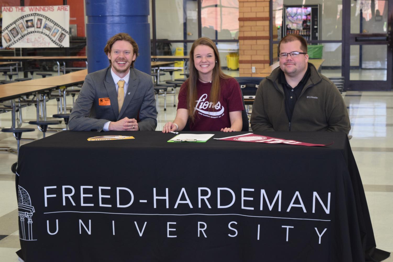 Mikayla+Barkley+will+attend+Freed-Hardman+University+in+the+fall.