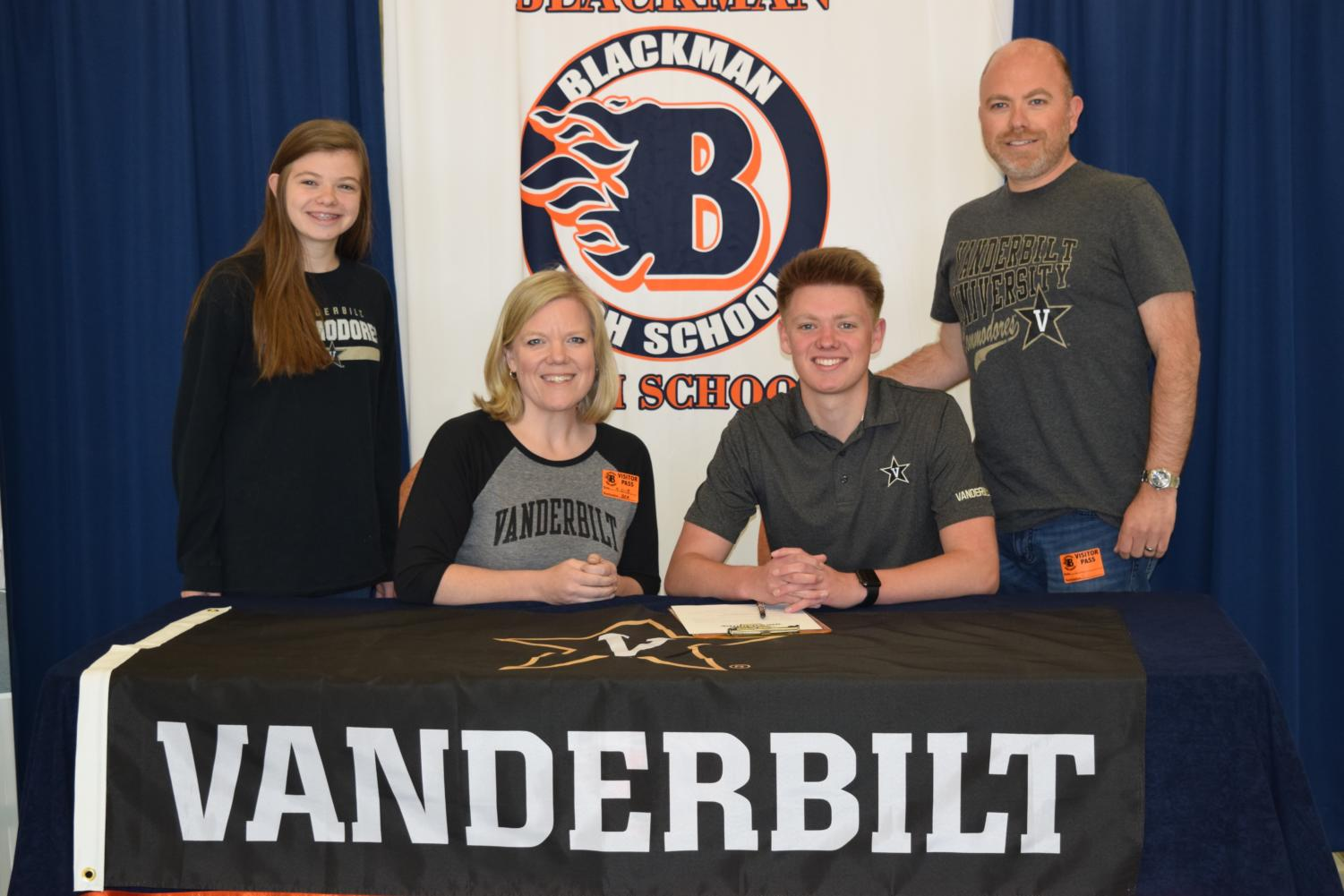 Griffin+Collins+will+attend+Vanderbilt+University+in+the+fall.