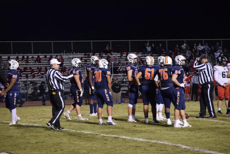 Blackman Blaze Football vs. Stewarts Creek