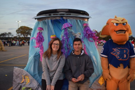 Trunk or Treat BHS 2018