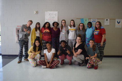 HOME sweet HOME: Pajama Day