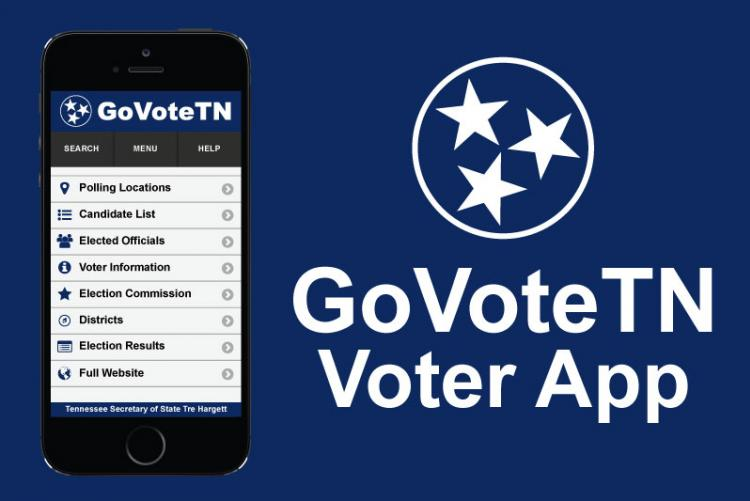 Download the app, or go to http://election.rutherfordcountytn.gov/map_commission.htm to determine where you can vote on Tuesday. Rutherford has open voting at any polling location now, so find the one most convenient for you on Tuesday and cast your vote!