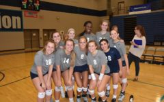 Volleyball Team Attacks Another Season