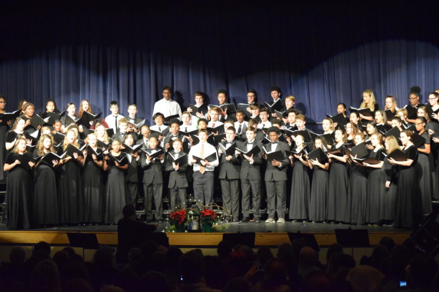Christmas Choir Concert 2018