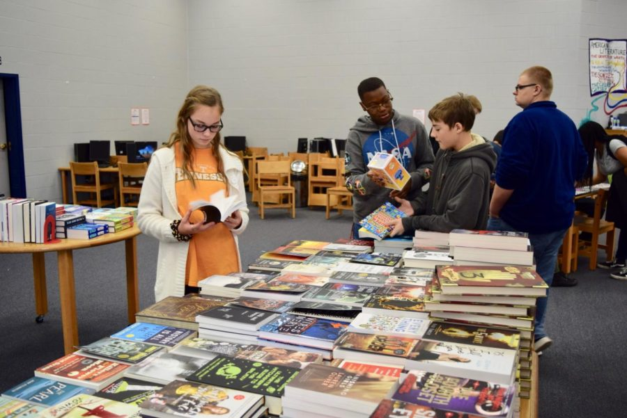 Top 10 Checked Out Books in the Blaze Library