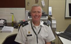 Teacher of The Year: Colonel Gary Spry