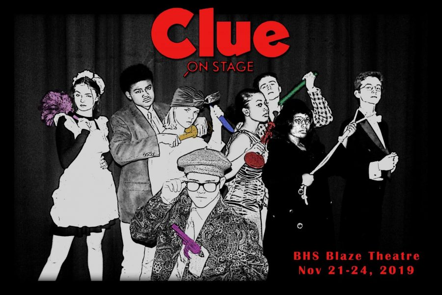 Clue Debuts at Blackman
