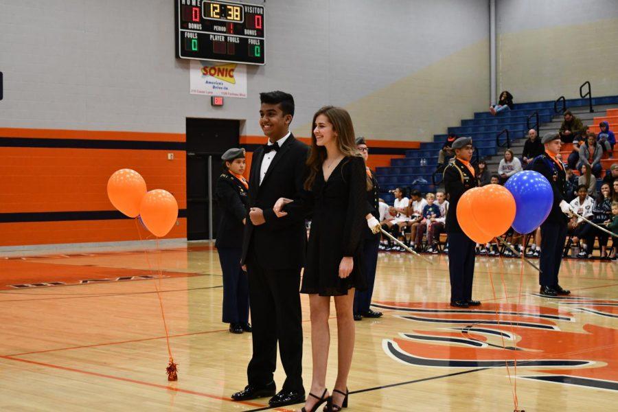Junior Attendants: Jayen Patel and Elizabeth Nelson