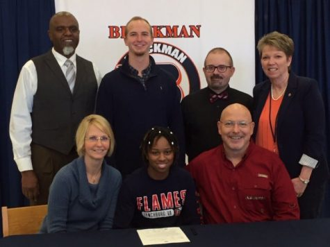Joelle Patton – Liberty University – Track and Basketball