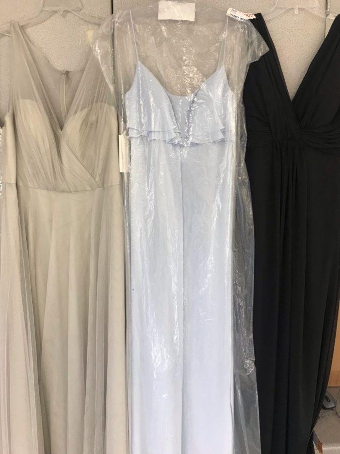Friends of Rachel prom dresses