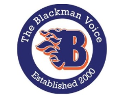 Blackman Voice Athletes of The Month October 2020