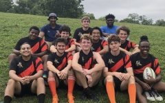 Blackman Rugby after their first scrimmage of their season back in August 2019. Shaking off rust in scrimmages against Ravenwood, hosted by Columbia Central.