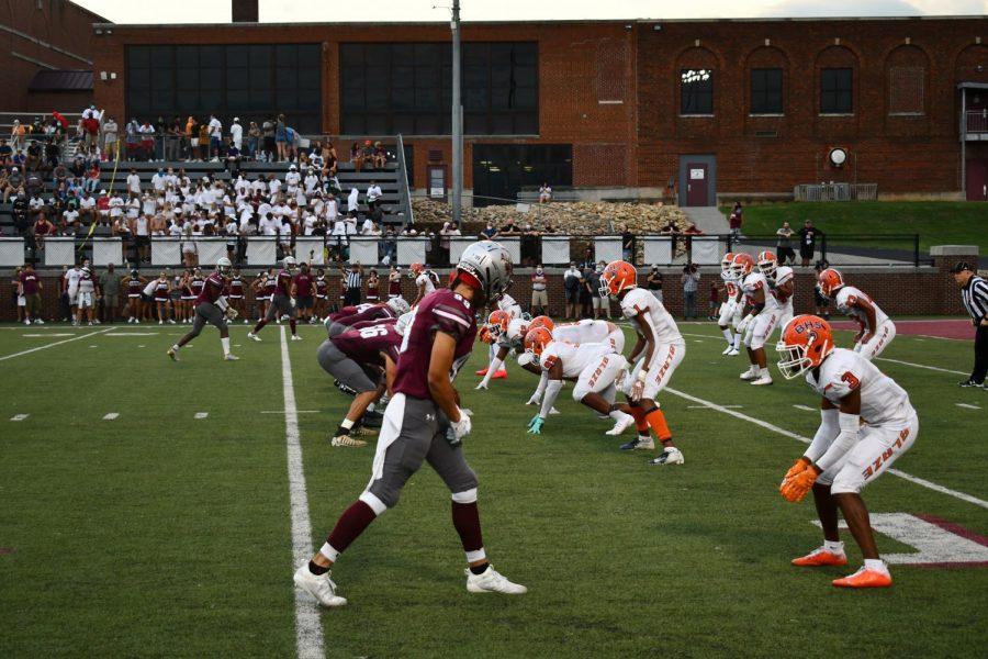 Blackman Football suffers 35-7 loss at Alcoa in season opener