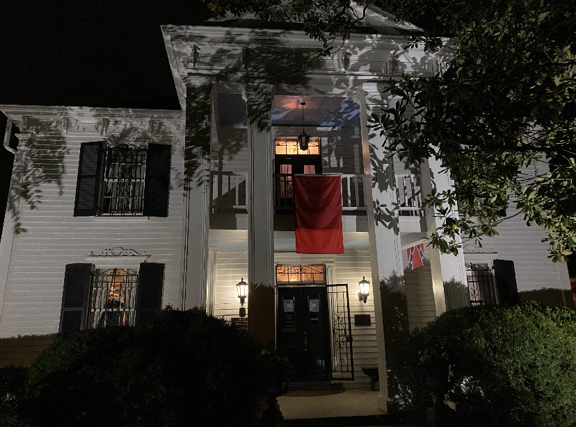 Lotz House is a civil war museum that offers ghost tours.