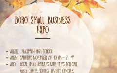 Boro Small Business Expo at Blackman High School.