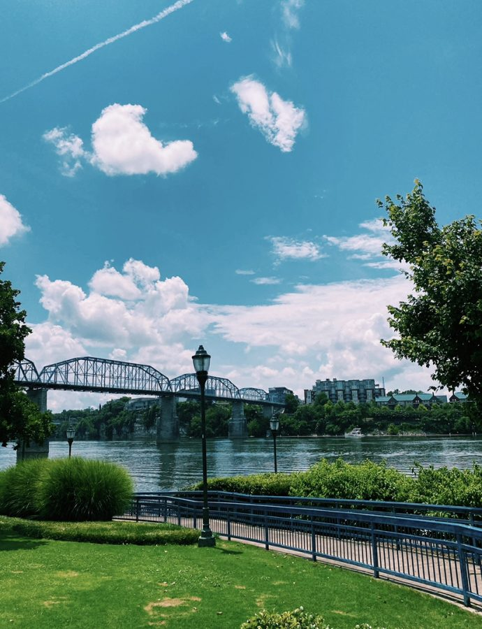 Chattanooga is another great location for a day trip.