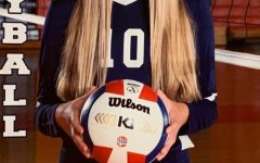 Ashllyn King, Blackman volleyball player and University of Tennessee Knoxville commit