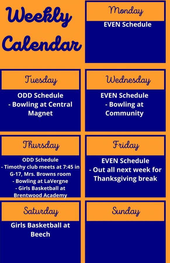 Weekly Calendar (4)