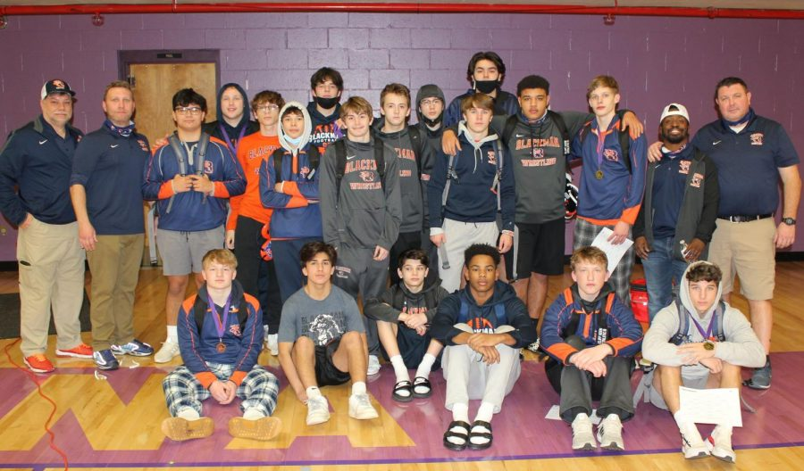 Blackman Wrestling is continuing its dominate tradition