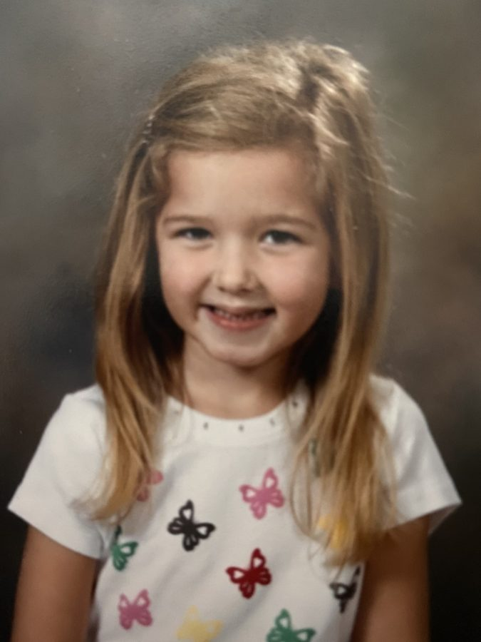 Maddy Williams, Kindergarten