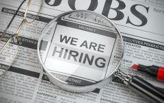 All over Murfreesboro, there are places where you can apply for a job.
