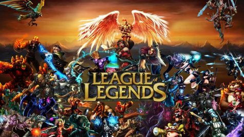 League of Legends is a game that esports competes in at Blackman.