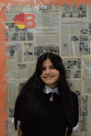 Photo of Michelle Loria