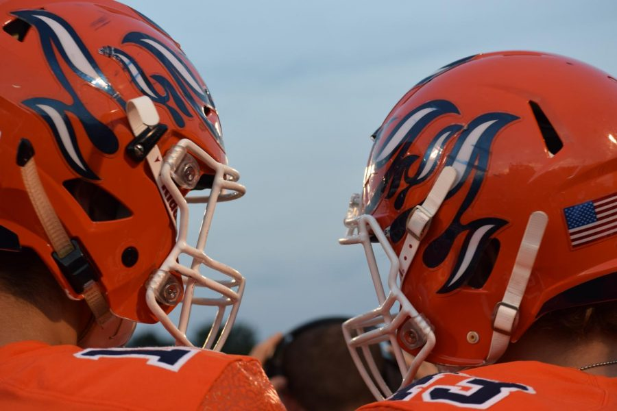 On Friday, September 3, the Blackman football team played against Riverdale at the Inferno.