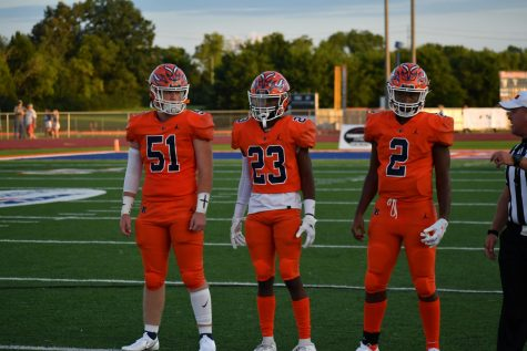Blackman Football takes down Brentwood in season opener for 2021