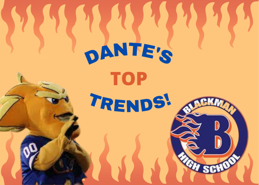September brings new trends to enjoy for Blackman High School students.